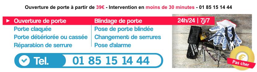 Comment Ouvrir Une Serrure Sans La Clé FAQ Serrurerie - Porte placard coulissante avec serrurier paris 15eme